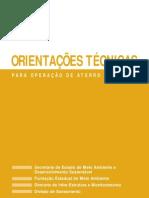 Manual Aterro