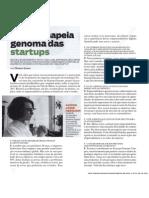 Estudo Mapeia Genoma Das Startups