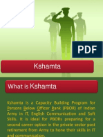 Kshamta Presentation