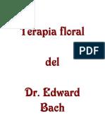 Terapia Floral del Dr. Edward Bach