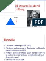 EL DESARROLLO MORAL KOLBERGH