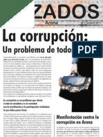 Boletín Anti-Corrupción Arona