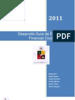 Ejercicios Guía Finanzas Corporativas 0ctubre 2011