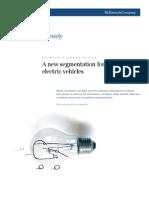 Electric Car Segmentation