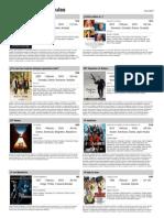 Coleccion Cine. Actualizada 19 Octubre 2011