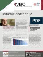 Industrie onder druk!, Infor VBO 32, 20 oktober 2011