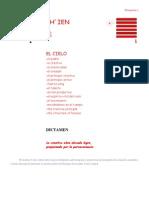 I Ching - Hexagrama 1 - Chien - Lo Creativo