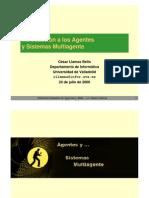 Introduccion a Los Agentes y Sistemas Multiagentes