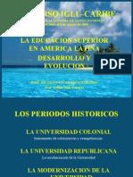 VIVAS-EDUCACION SUPERIOR AMERICA LATINA