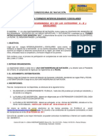 Convocatoria Torneo Intercolegiado a - b y Escolares 2011 Fase Municipal Bucaramanga