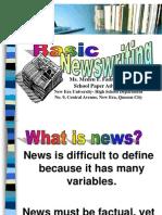 News Writing Med 2