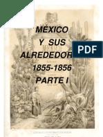MÉXICO Y SUS ALREDEDORES 1855-1856 PARTE I