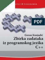 US - Zbirka zadataka C++ (1)