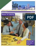 DCTA Slate October 2011 - Season of Listening