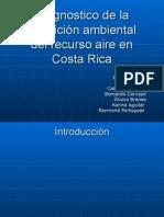 Diagnostico de la condicion ambiental del recurso aire