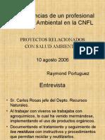 7Competencias de un profesional en Salud Ambiental en