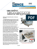 Creative Science & Research_fuelless Engine 50 HP-Free Energy