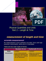 01 Phy Quant 2 (Length & Time) (9Jan8)