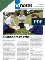 Outdoor Math
