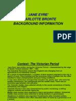 Jane Eyre Background - Power Point