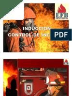 Inducción Control de Incendio I EFB