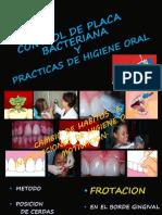 Tecnicas de Cuidado Dental y Tecnicas de Cepillado