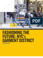 MAS Garment District Report 2011