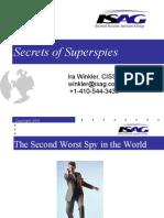 AppSec2005DC-Ira_Winkler-Secrets_of_Superspies