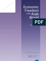 Economic Freedom of the Arab World 2011 Annual Report