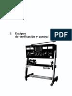 Curso de Electric Id Ad Del Automovil - Equipos de Verificacion y Control