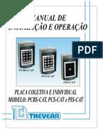 Manual Porteiro Eletronico