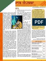 Namadwaar Newsletter - May