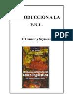 O´Connor & Seymour - Manual de PNL