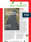 The Outdoor Mathematician