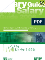 kellysalarythai_salary survey 2006