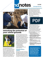 Unlocking the potential of your school grounds