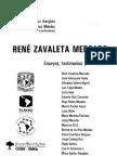 16[1]. Capítulo 3. Zavaleta, leyendo Felipe Delgado. Luis H. Antezana J.