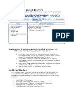 4 analyze module