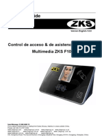 Software Manual of F10