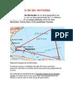 Triangulo de Las Vermudas