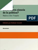 Kelsen, Hans - Una Nueva Ciencia de la Política