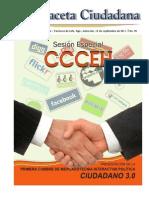 98 Gaceta Ciudadana Cumbre de Mercadotecnia