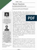 Resonance Paper1 Mar2004
