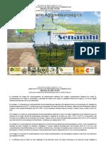 Boletín Agrometeorológico Mensual Nro. 2 para el cultivo de Quinua en la ecoregión Altiplano Centro y Sur-Octubre 2011