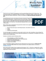 WF Vendors Application