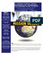 October 23, 2011 Bulletin