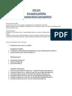 2PL223 Evropsk politika 3