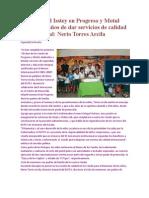 19-Octubre-2011-Revista-Peninsular-CENDIS-del-Isstey-en-Progreso-y-Motul-cumplen-2-años-de-dar-servicios-de-calidad-internacional