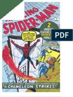 Amazing Spider-Man 01
