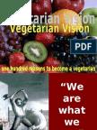 Vegetarian Vision